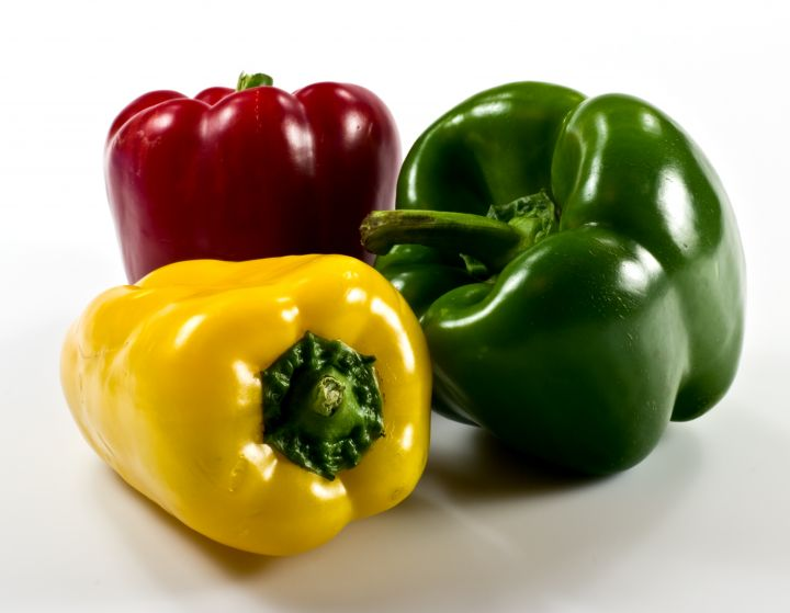 Mixed Capsicums
